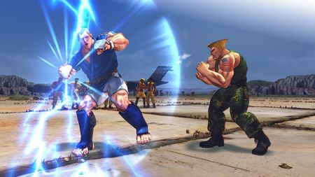 Super Street Fighter IV - 32557