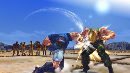 Super Street Fighter IV - 32558