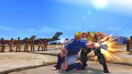 Super Street Fighter IV - 32559