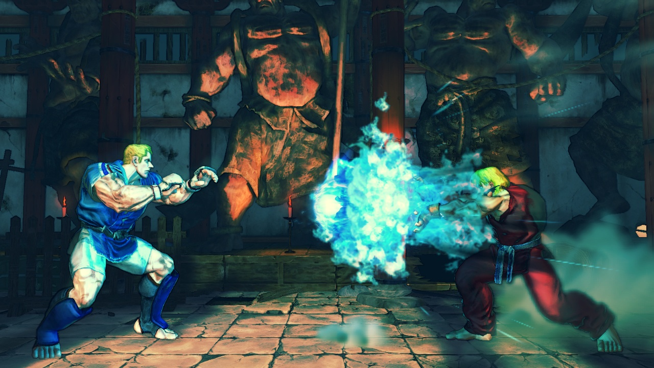 Super Street Fighter IV - 32560