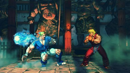 Super Street Fighter IV - 32563