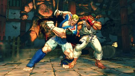 Super Street Fighter IV - 32565