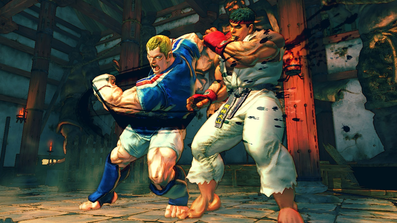 Super Street Fighter IV - 32566