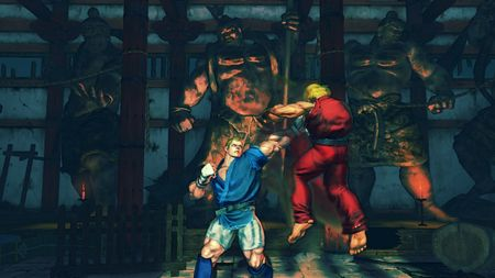 Super Street Fighter IV - 32567