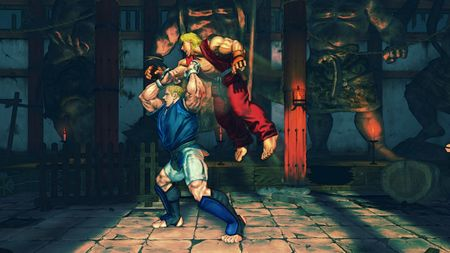 Super Street Fighter IV - 32568