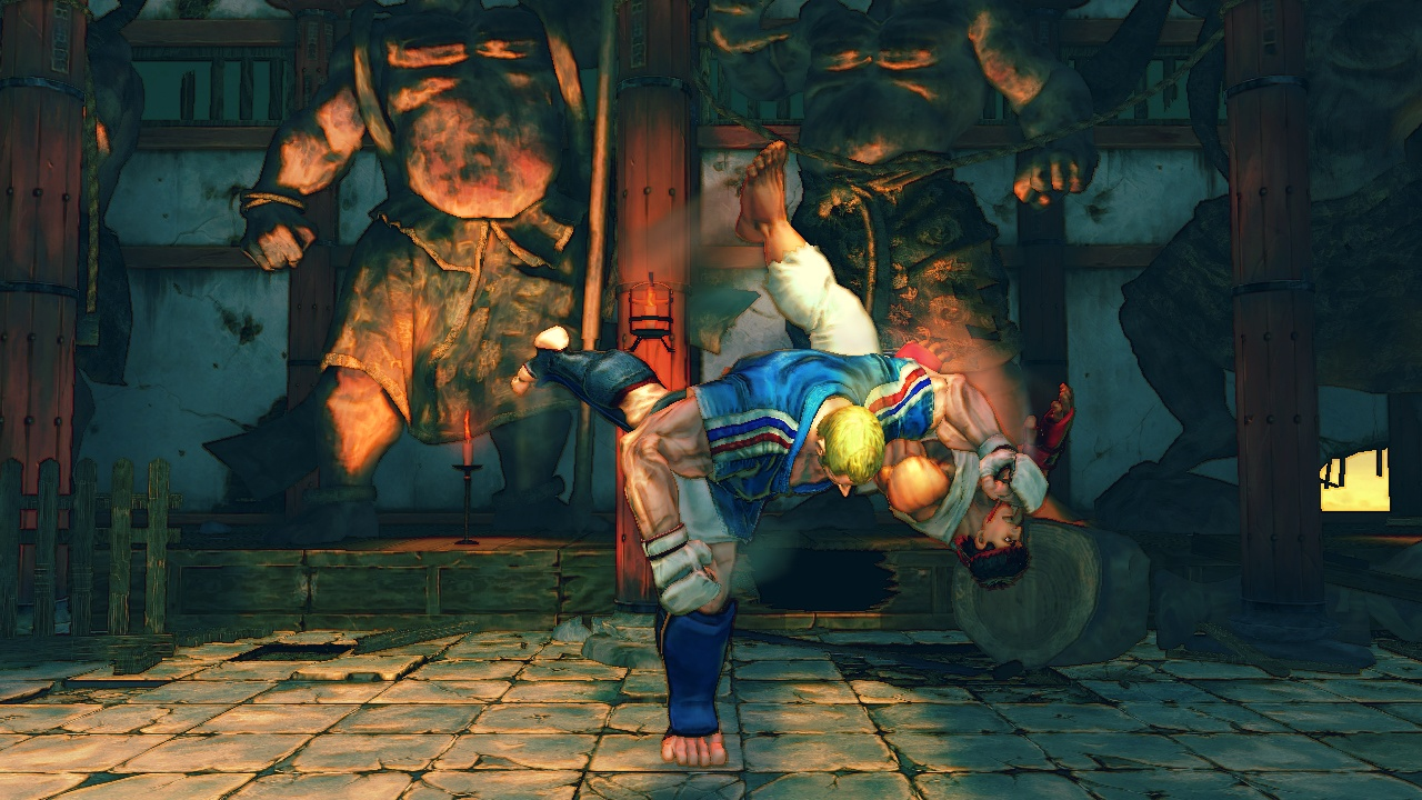 Super Street Fighter IV - 32569