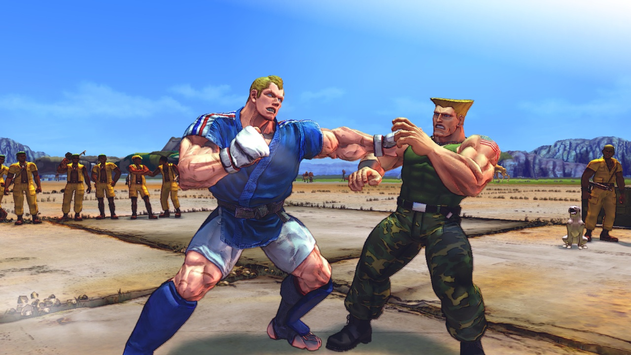 Super Street Fighter IV - 32570