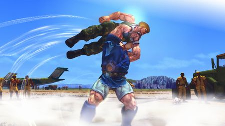 Super Street Fighter IV - 32571