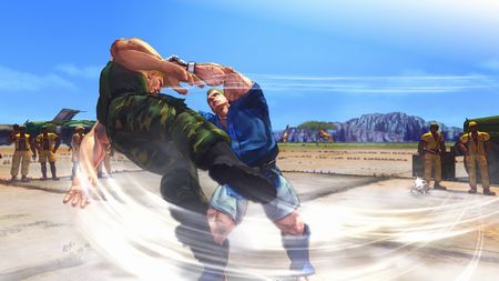 Super Street Fighter IV - 32572