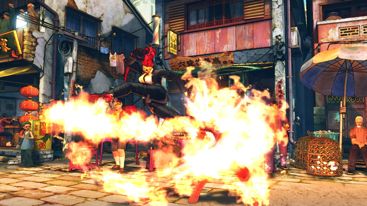 Super Street Fighter IV - 32574