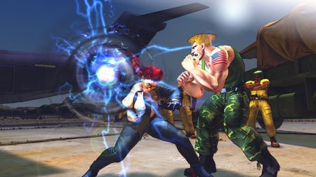 Super Street Fighter IV - 32576