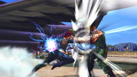Super Street Fighter IV - 32538