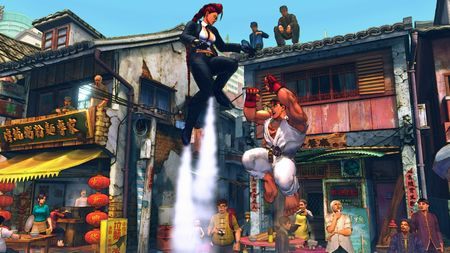 Super Street Fighter IV - 32541