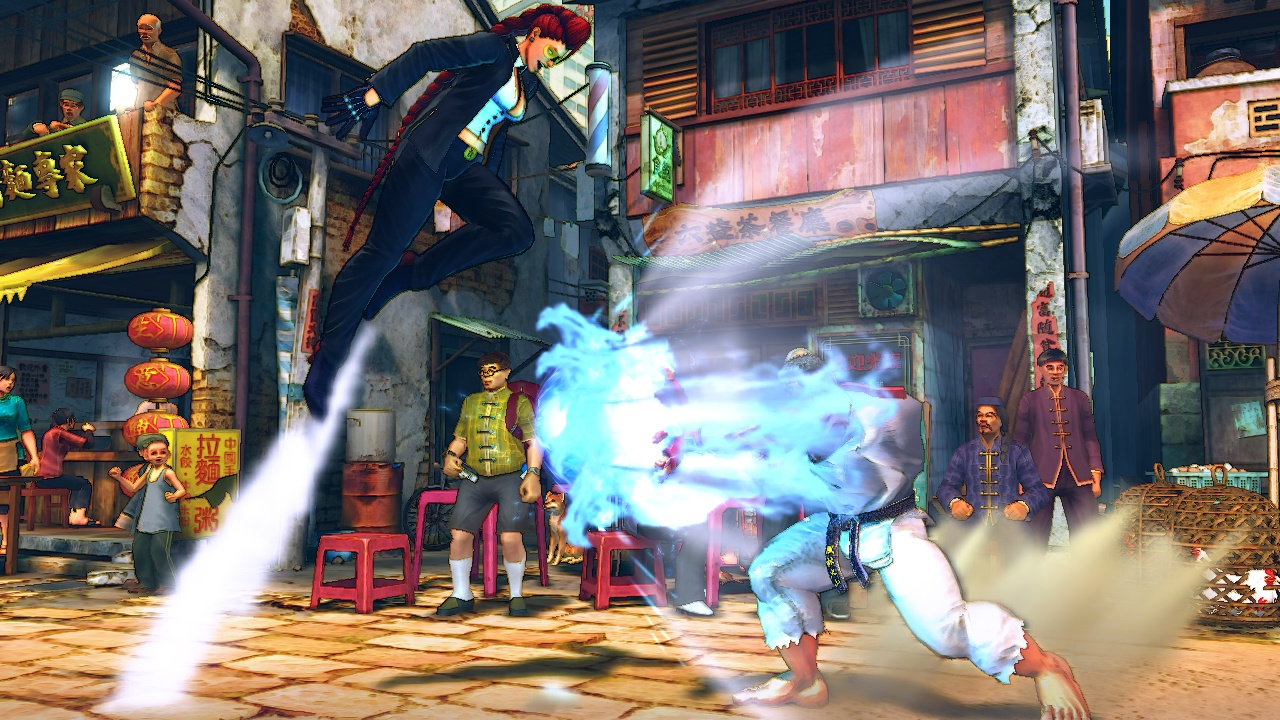 Super Street Fighter IV - 32542