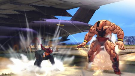 Super Street Fighter IV - 32543