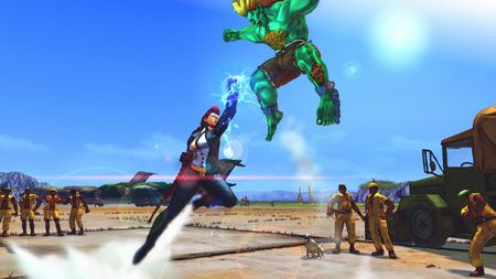 Super Street Fighter IV - 32545