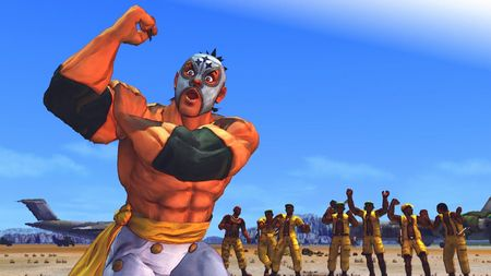 Super Street Fighter IV - 32525