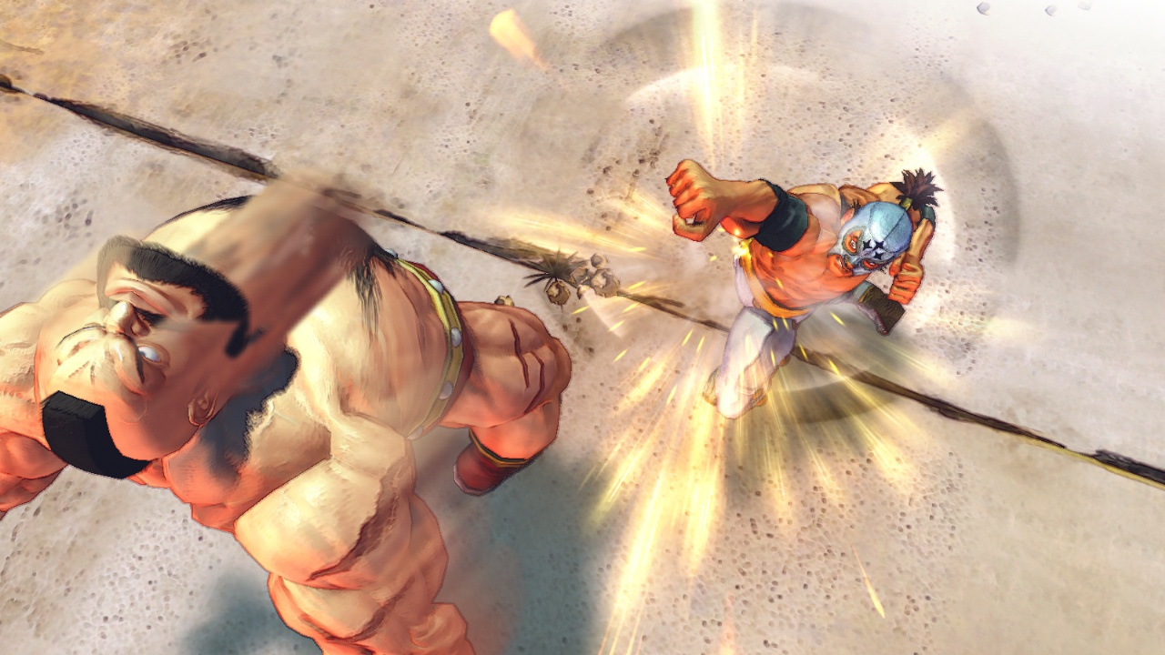 Super Street Fighter IV - 32526
