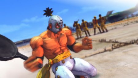 Super Street Fighter IV - 32527