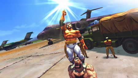 Super Street Fighter IV - 32528