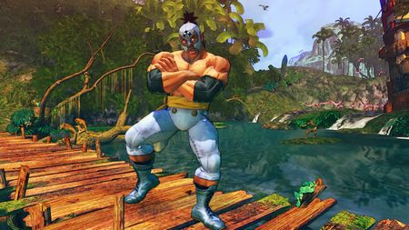 Super Street Fighter IV - 32529