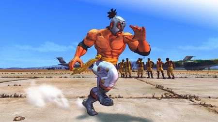 Super Street Fighter IV - 32530