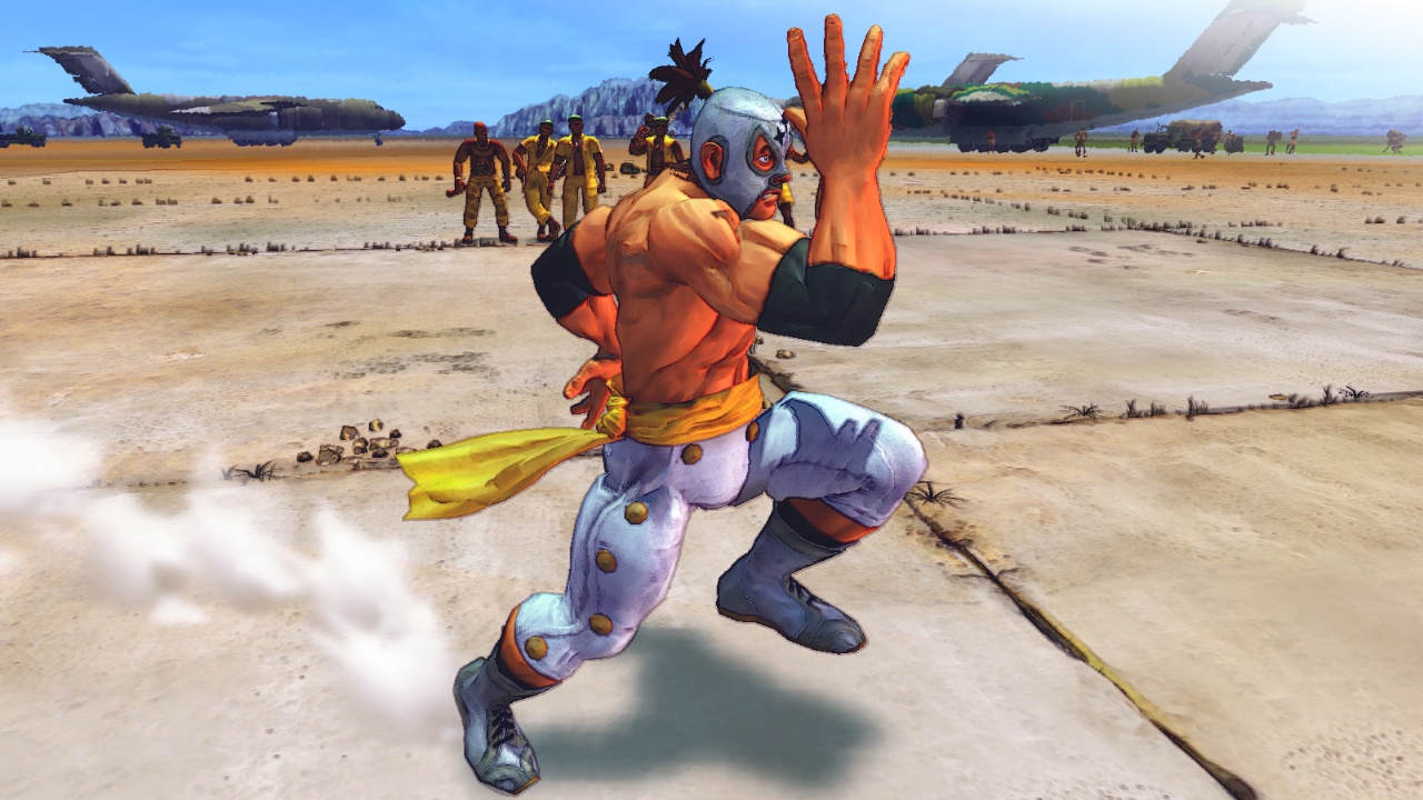 Super Street Fighter IV - 32531