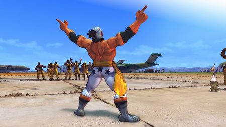 Super Street Fighter IV - 32533