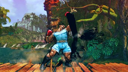 Super Street Fighter IV - 32496