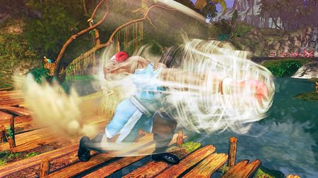 Super Street Fighter IV - 32498