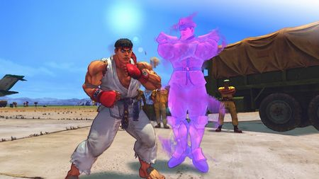 Super Street Fighter IV - 32501