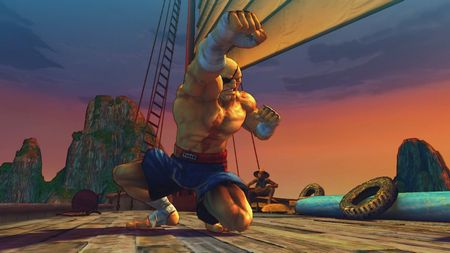 Super Street Fighter IV - 32505