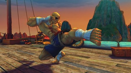 Super Street Fighter IV - 32506