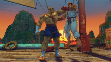 Super Street Fighter IV - 32507