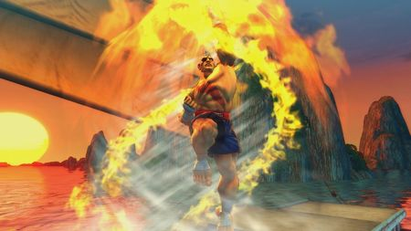 Super Street Fighter IV - 32508