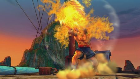 Super Street Fighter IV - 32510