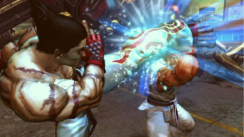 Street Fighter X Tekken - 40453