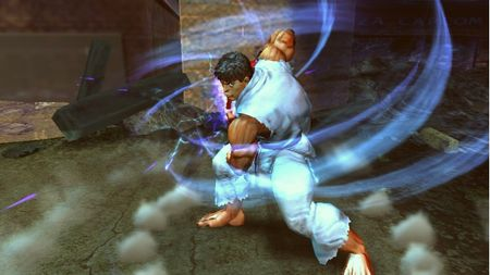 Street Fighter X Tekken - 40445