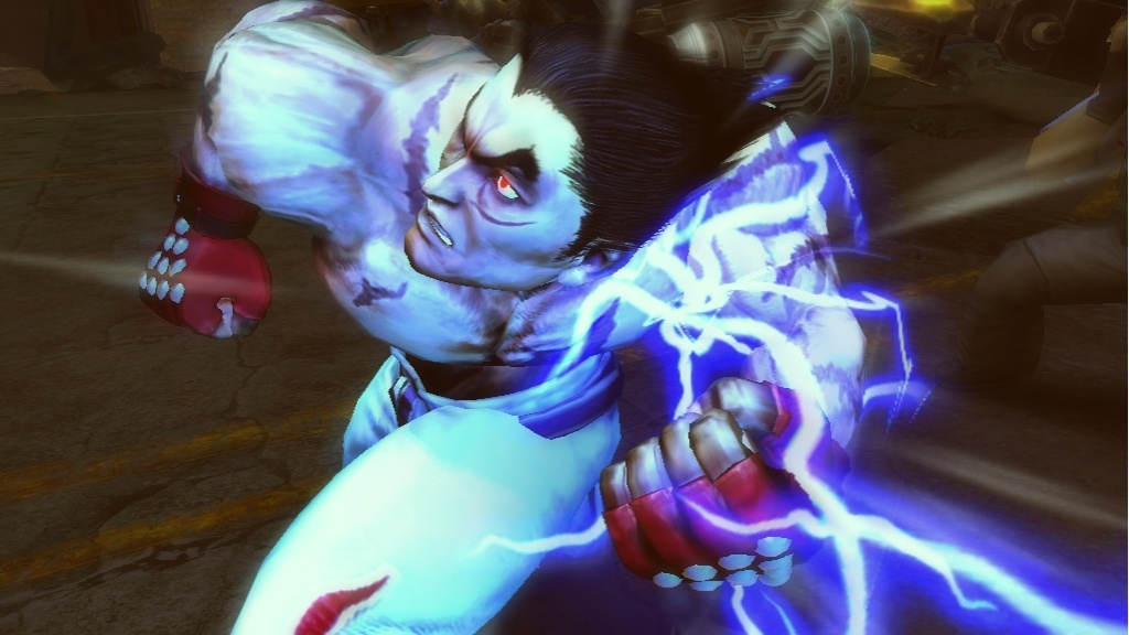 Street Fighter X Tekken - 40448