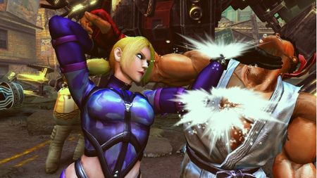 Street Fighter X Tekken - 40449
