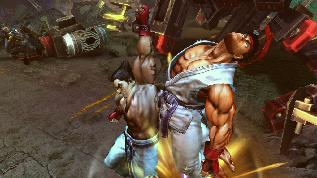 Street Fighter X Tekken - 40450