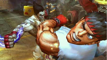 Street Fighter X Tekken - 40459