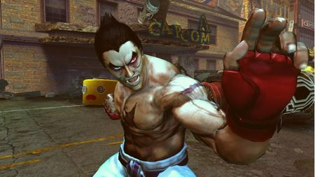Street Fighter X Tekken - 40460