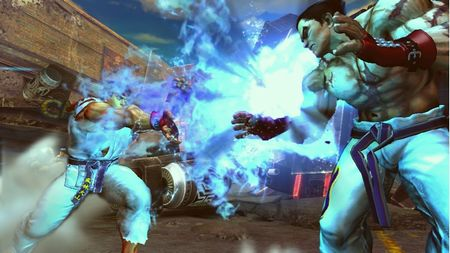 Street Fighter X Tekken - 40461