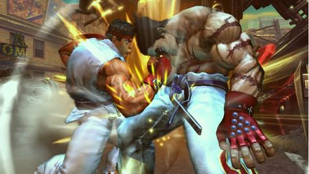 Street Fighter X Tekken - 40457