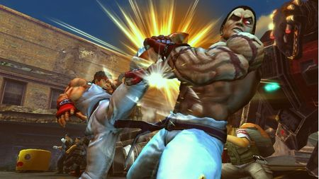 Street Fighter X Tekken - 40458