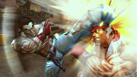Street Fighter X Tekken - 40455