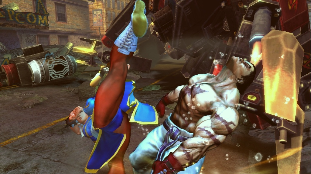 Street Fighter X Tekken - 40456