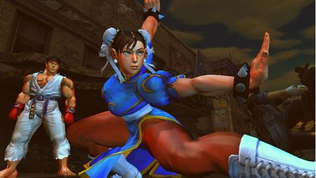 Street Fighter X Tekken - 40446