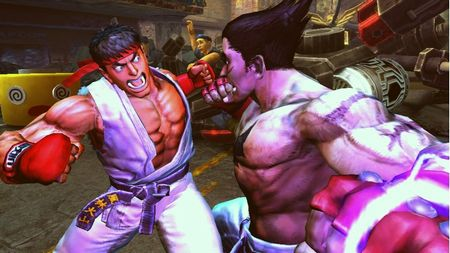 Street Fighter X Tekken - 40447